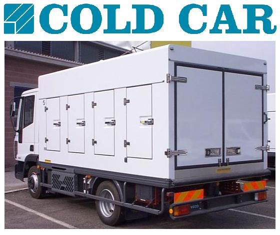 Cold Car USA - Cold Plate Freezer Truck Bodies
