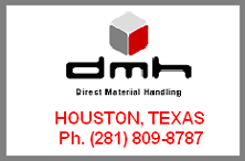 Direct Material Handling - Houston Texas