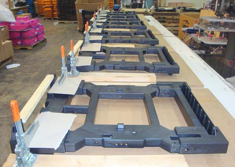 HTS Systems Hand Truck Sentry System - Echo Molding
