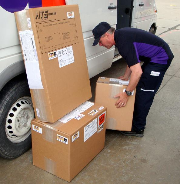 HTS Systems - FedEx Express pick-up