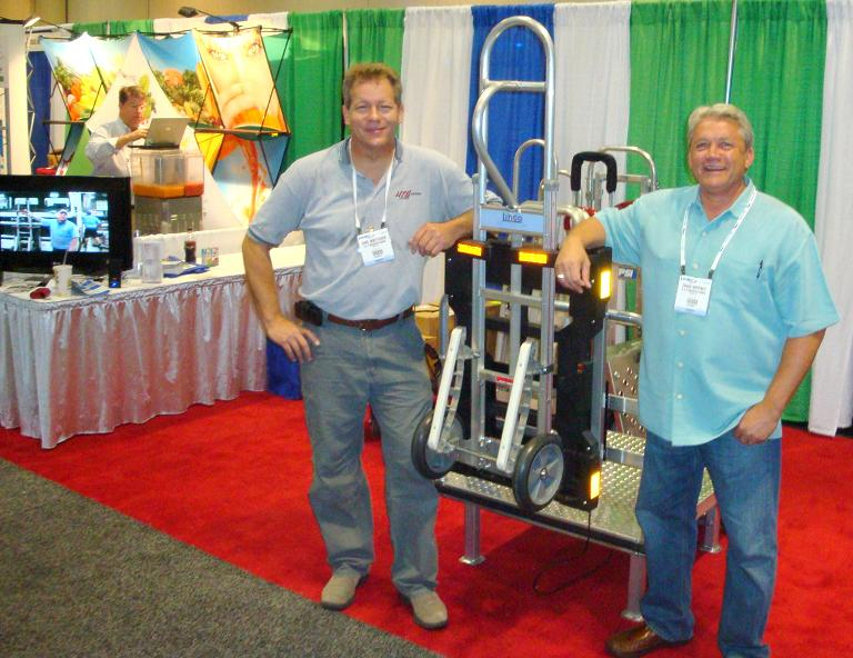 Carl Boettcher - HTS Systems and Craig Whitney - B&P Manufacturing