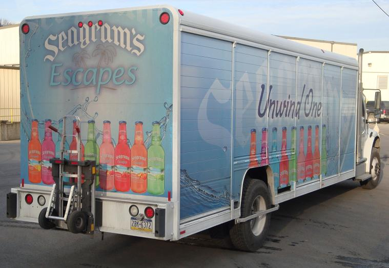 Seagram's Escapes Mickey Beverage Body